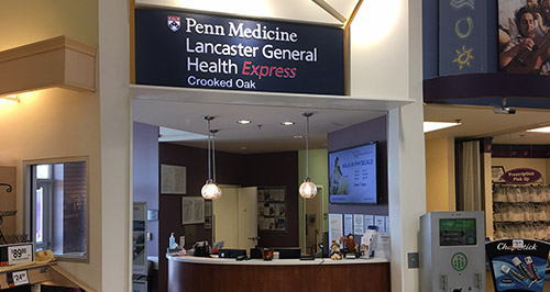 Lancaster General Health Express - Walk-in Medical Clinic
